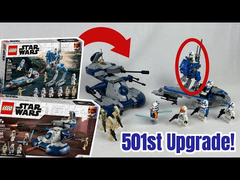 Army of the Republic Battle Packs Action Figures Hasbro