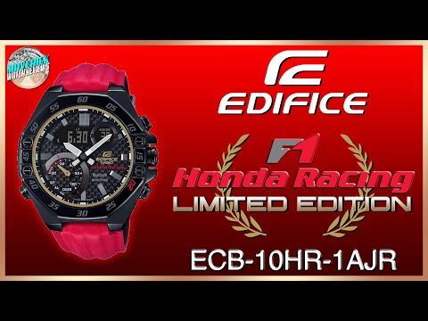 BUY Casio Edifice Red Bull Racing Limited Edition Watch