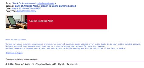 Top 10 Types of Phishing Emails