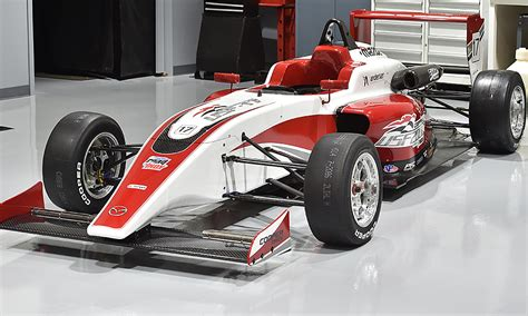 Live Stream: USF2000 unveiling of Tatuus USF-17 chassis