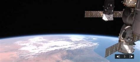 Live International Space Station Streaming Earth Cams