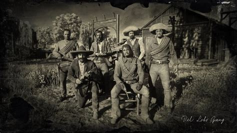 Gangs | Red Dead Redemption 2 Wiki