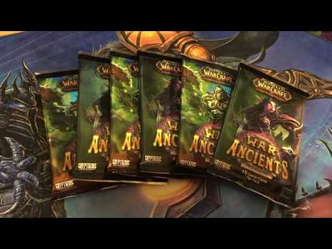 World of Warcraft WoW TCG Promo - Foil Witch Doctor Ka