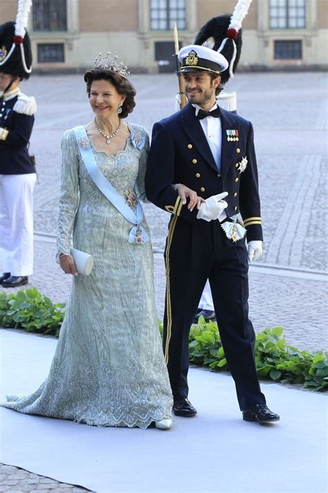 Prince Carl Philip, Queen Silvia, Duke of Varmland