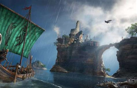 Assassin's Creed Valhalla map set to feature ancient