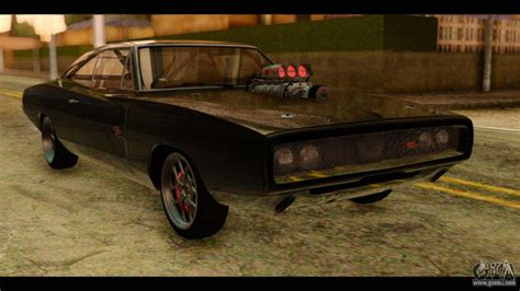Dodge Charger RT 1970 for GTA San Andreas
