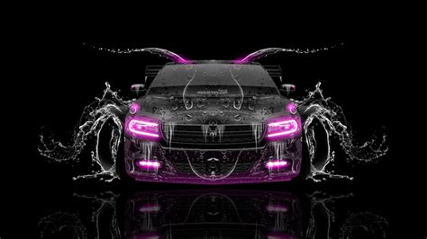 Dodge Charger RT Muscle Front Water Car 2015 | el Tony