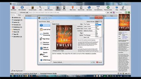 How to load eBooks on the Kindle Paperwhite - YouTube