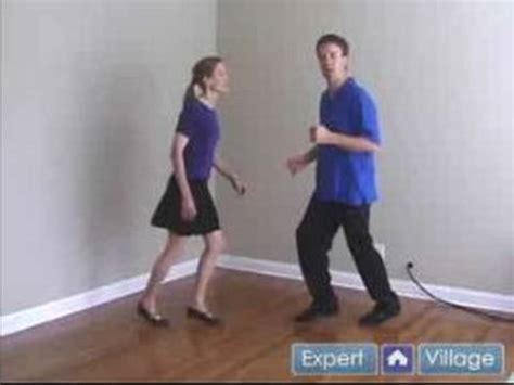 How to Swing Dance : Single Step Move in Swing Dancing
