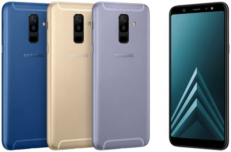 Samsung Galaxy A6+ (2018) 64GB Dual SIM - Specs and Price