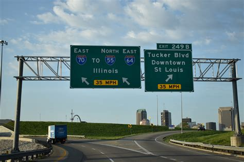 Interstate 70 East - St
