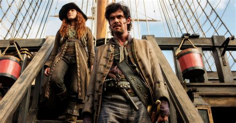 The real-life pirates of Black Sails: Jack Rackham and