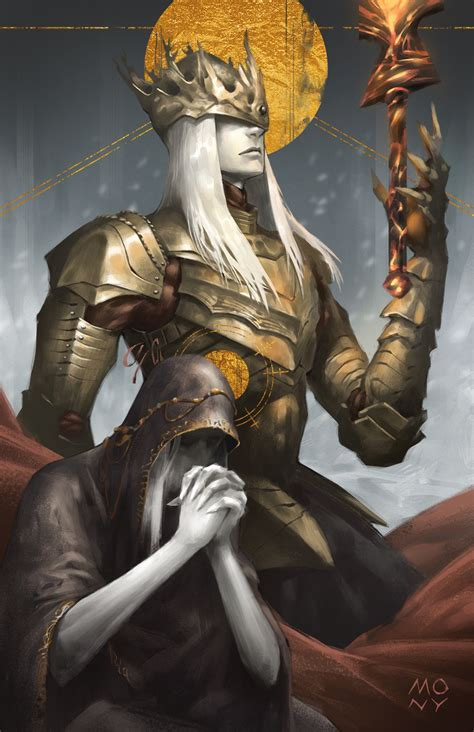 Brave New World - Lorian the Elder Prince and his younger