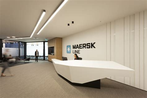 Maersk Line Offices - Auckland - Office Snapshots
