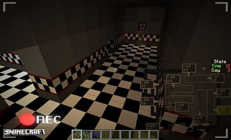 Five Nights At Freddy's 3 Map - 9Minecraft