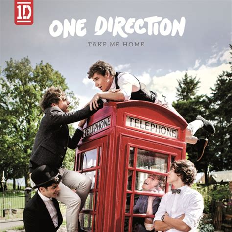 Albumkritika: One Direction - Take Me Home - Napi Music