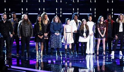 'The Voice' power rankings: Top 11 artists best to worst