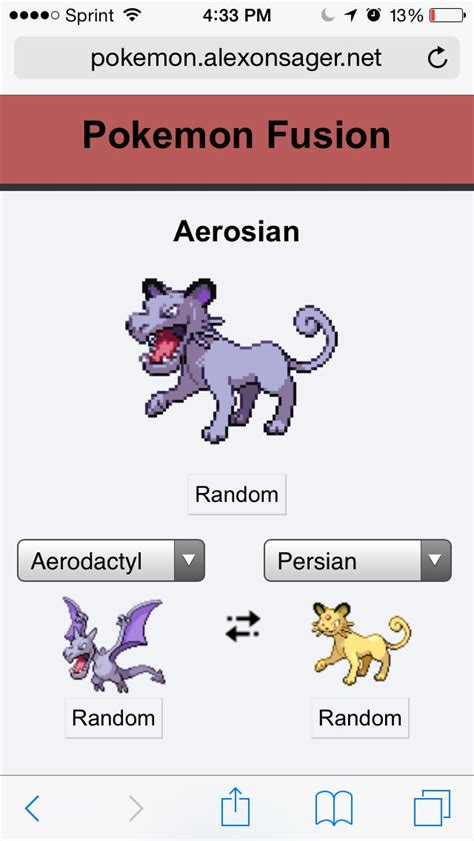 Pin by Lucas Guest on My Pokemon fusion   Pokemon fusion