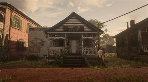 Scarlett Meadows Sheriff's Office | Red Dead Wiki | Fandom