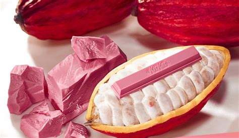 Buy New Pink KitKats Made With Ruby Chocolate - Simplemost
