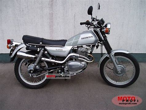 Honda CL250 – All the best of Motorcycles