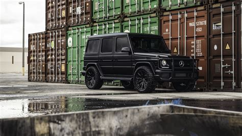 Wallpaper Mercedes-AMG G 63, G-Class SUV, Mercedes-Benz