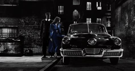All the Cars in Sin City: A Dame to Kill For (2014)