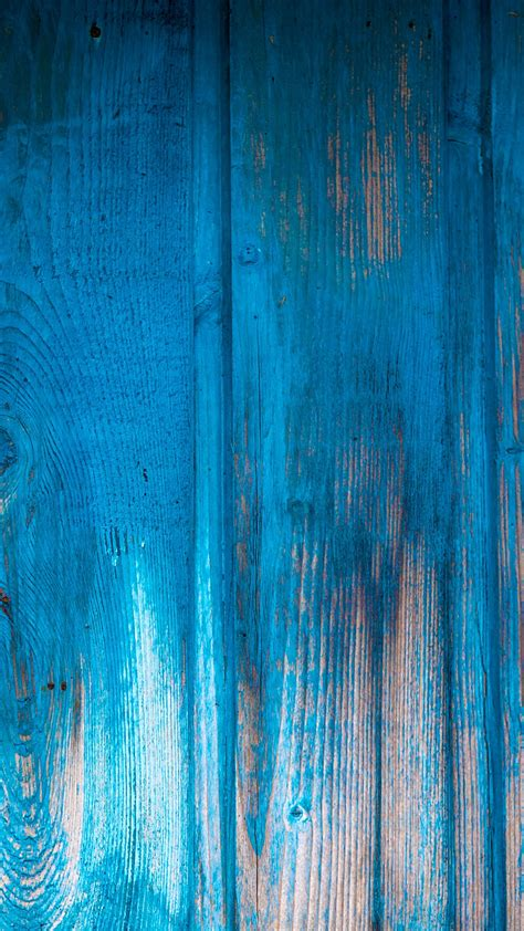 Wallpaper Wood, Paint, Blue, Stripes, HD, 5K, Photography