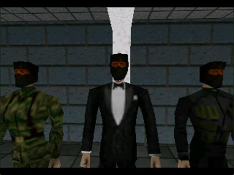 GoldenEye 007 - Game - View Single Trivia - VGFacts