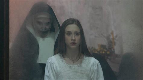 'The Nun' star Taissa Farmiga on her new film: 'You are