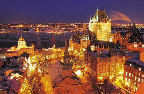 The 5 Best Places Near Québec City for a Winter Adventure
