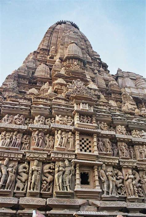 Khajuraho Group of Monuments, India Tourist Information