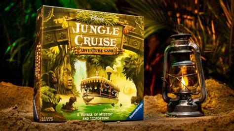 "Disney Jungle Cruise board game review: ""Something special"