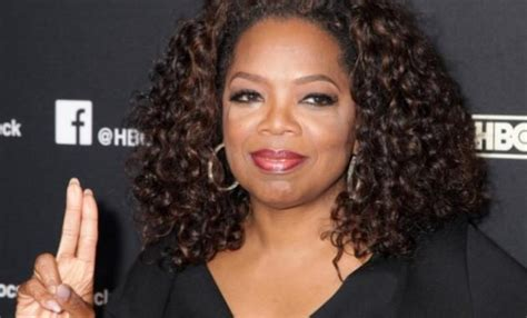 Oprah Winfrey weight, height and age