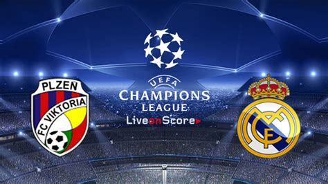 Plzen vs Real Madrid Preview and Prediction Live stream