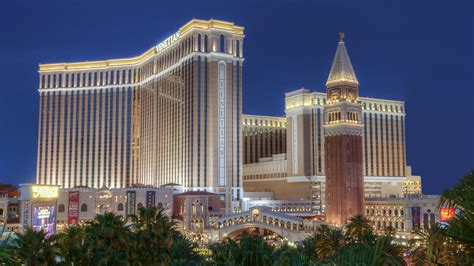 The Venetian Resort Hotel Casino, Owned By The Las Vegas