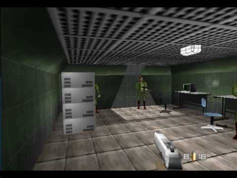 Goldeneye 007 N64 - DD44 Dostovei - YouTube