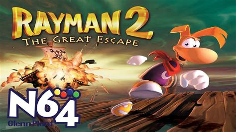 Rayman 2 - Nintendo 64 Review - HD - YouTube
