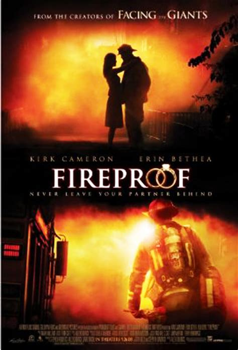 Fireproof (2008) Review |BasementRejects