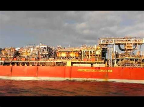 Maersk GP3 FPSO - YouTube