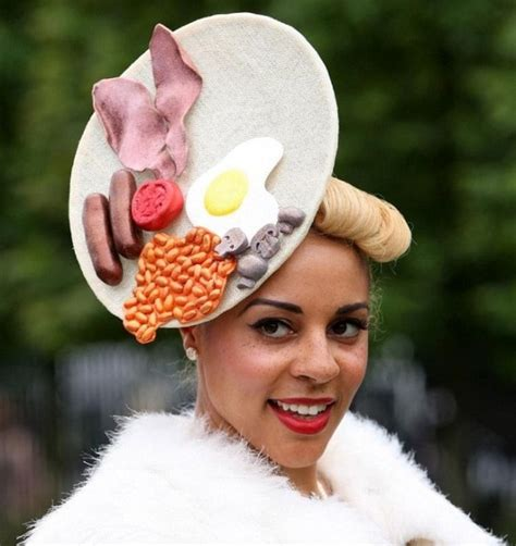 20+ Funniest Hats of The Royal Ascot