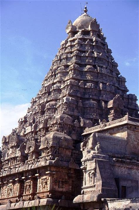 Gangaikonda Cholapuram Temple, Chidambaram, India Tourist