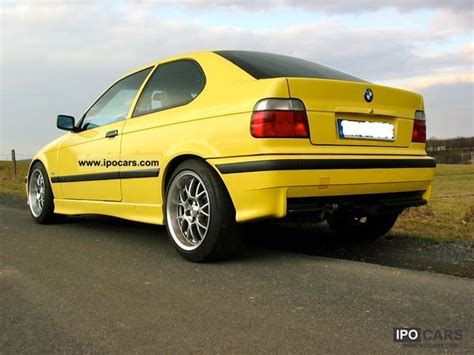 1997 BMW e36 323ti M Package - Car Photo and Specs