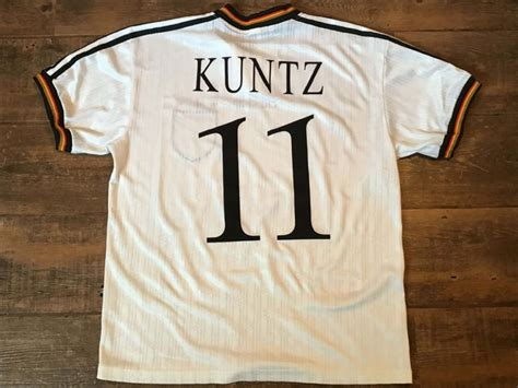 Global Classic Football Shirts   1996 Germany Vintage Old