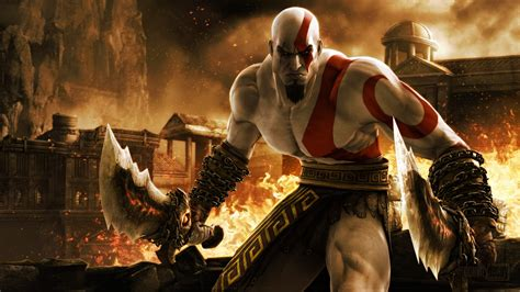 Kratos in God of War Wallpapers | HD Wallpapers | ID #12252