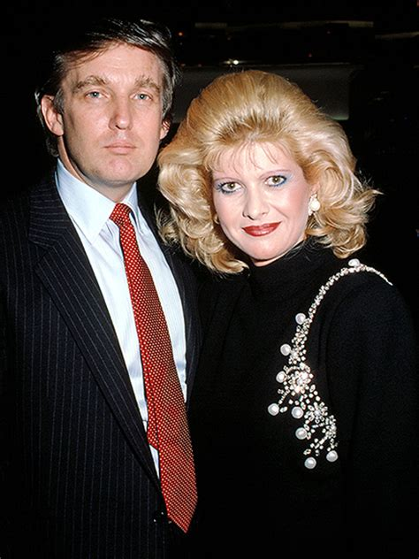 Donald Trump divorced ex-wife Ivana after 14 years of