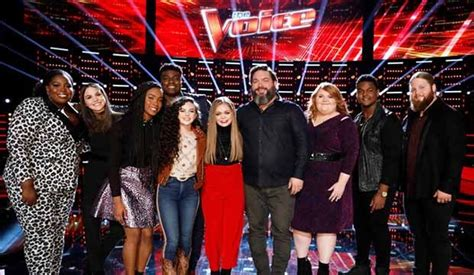 'The Voice' Live Playoffs Top 10 Recap Updating Live Blog
