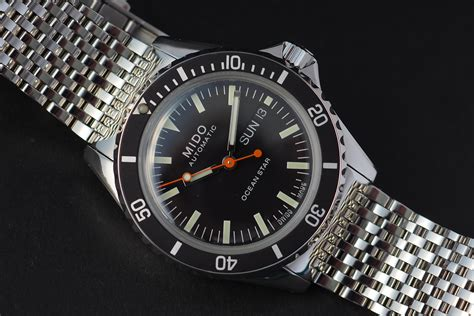 MIDO OCEAN STAR TRIBUTE SPECIAL EDITION REVIEW – Watch Advice