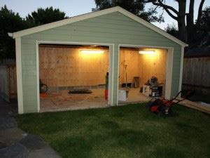 Converting the Garage into a Workshop - Seattle Woodwork