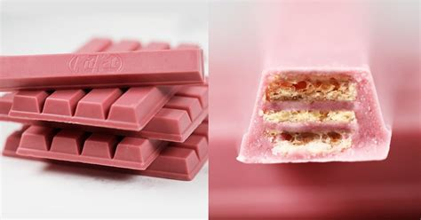 Pink Kit Kat Ruby Launches in UK | POPSUGAR Food